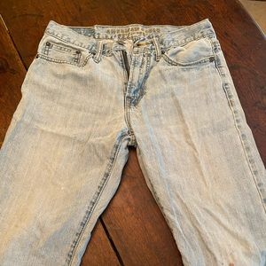 Men's AE jeans relaxed straight 29/30